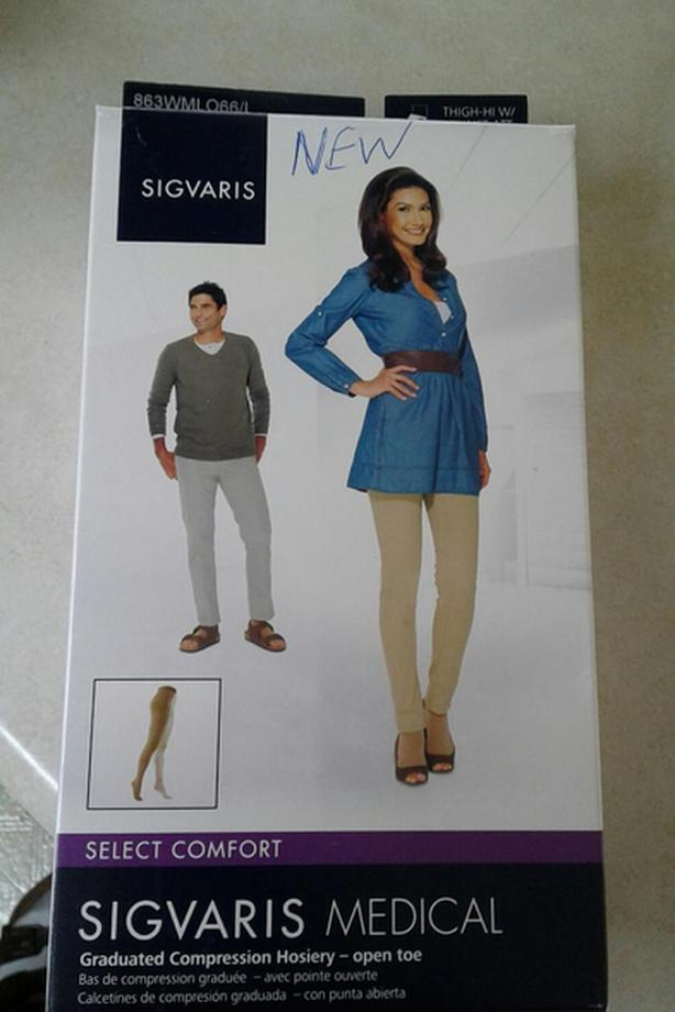 SIGARIS MEDICAL COMPRESSION STOCKINGS