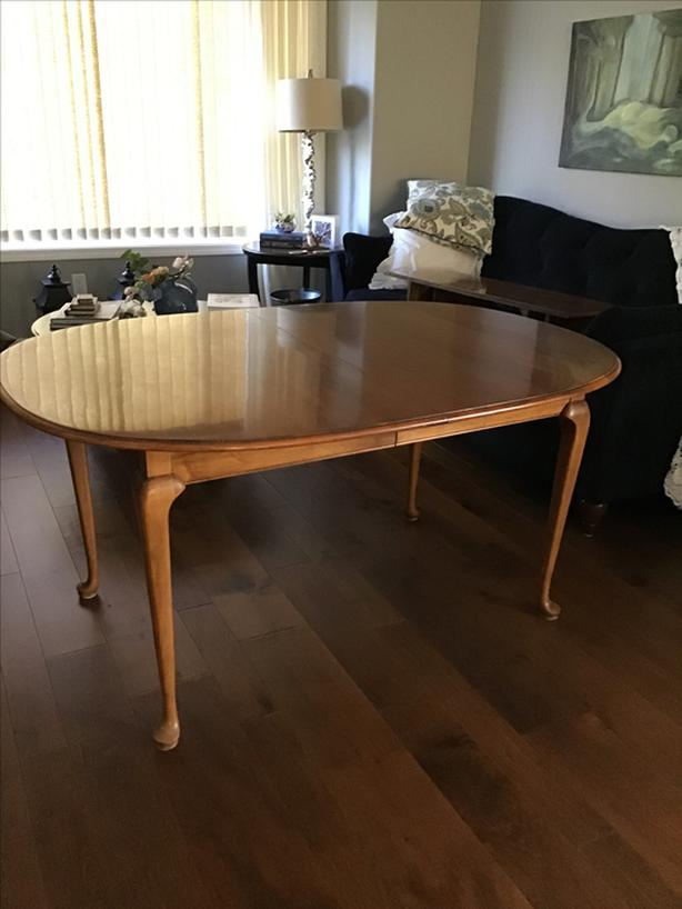 Ethan Allen Dining Table Outside Victoria Victoria Mobile