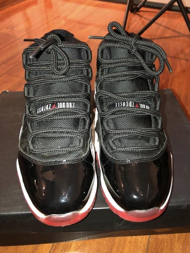 Jordan 11 bred high top