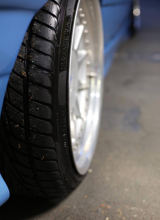 205/40/17 GT Radial Champiro tires