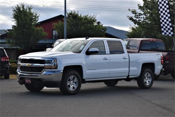 2016 Chevrolet Silverado 1500 LT *4X4**6'5 BOX*