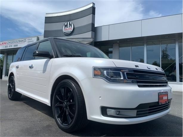 2019 Ford Flex Limited AWD ECO-BOOST NAVI SUNROOF REAR CAM 7-PASS