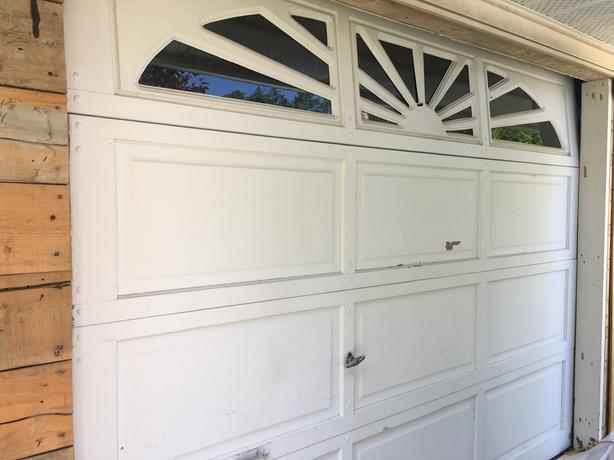 Garage overhead doors