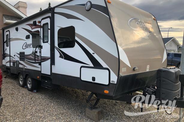 26DBHWE (Rent  RVs, Motorhomes, Trailers & Camper vans)