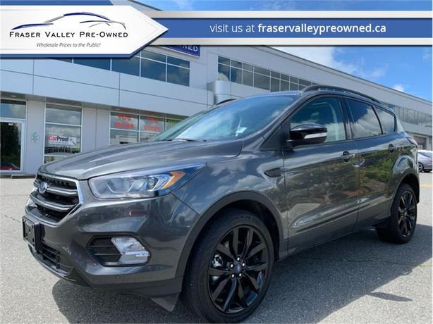 2019 Ford Escape Titanium 4WD  - $223 B/W