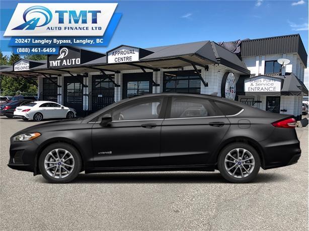 2019 Ford Fusion Hybrid Titanium  - Hybrid -  Leather Seats - $168 B/W