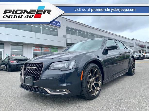 2019 Chrysler 300 S  - Leather Seats -  Apple CarPlay