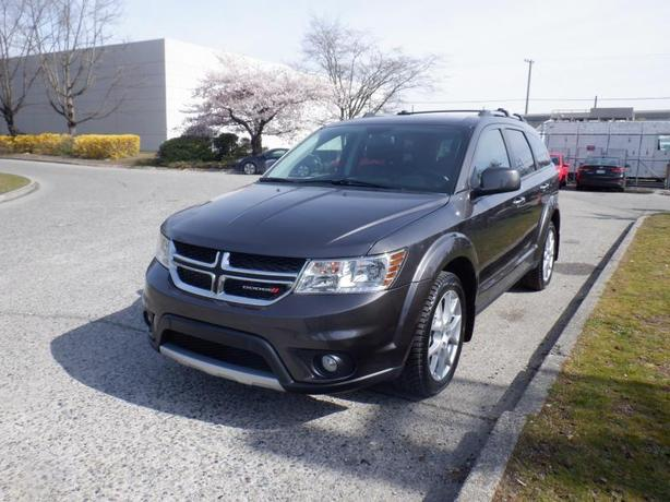 2018 Dodge Journey GT AWD 3rd Row Seating