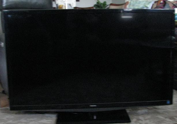"Toshiba 50"" Flat screen TV"