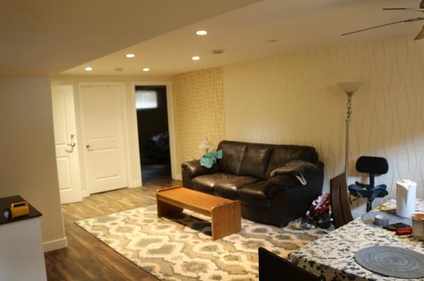 Furnished 2 Bedroom Basement Suite