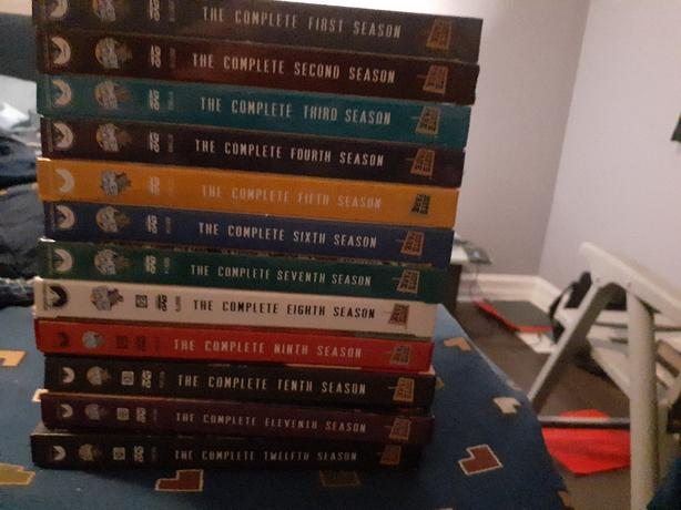 South Park seasons 1-12 new in box