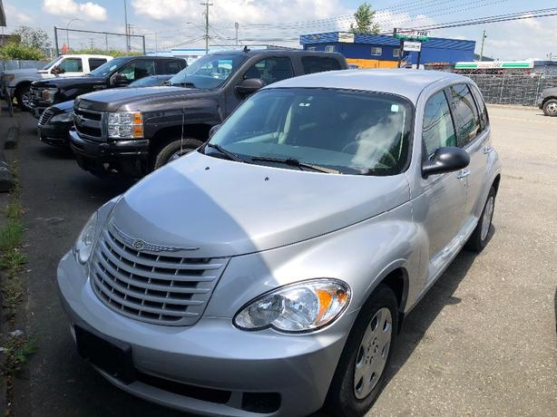 09 PT CRUISER 4CYL AUTOMATIC 170,000 KMS -$3495 MINT CONDITION