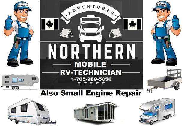 RV TECHNICIAN MOBILE & SMALL ENGINE REPAIRS