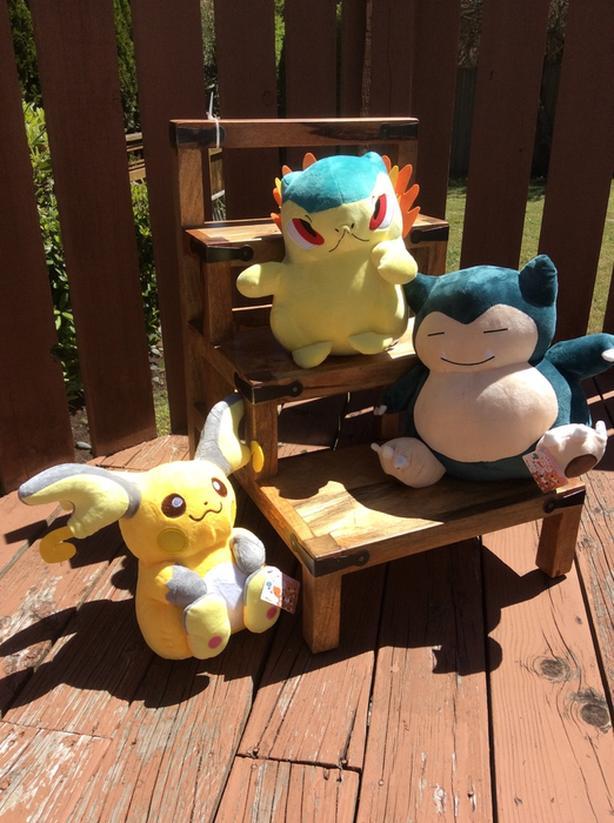 "New 12 "" Pokemon Stuffed Animals"