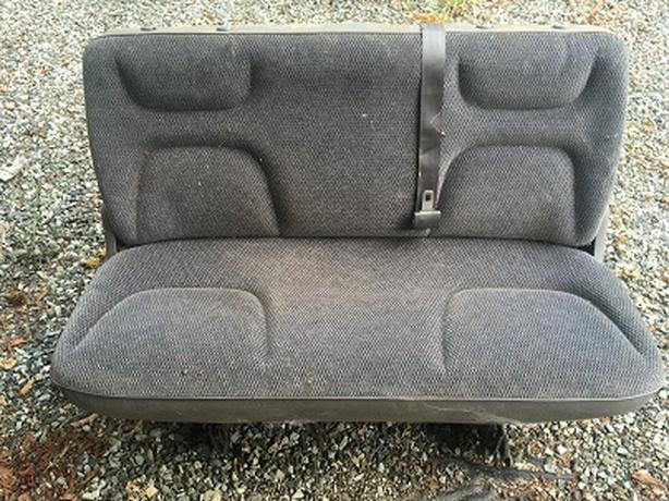 Van seat - bench from unknown vehicle