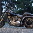 1989 Harley Davidson Softail - Trade for Jeep, sidekick Ect.