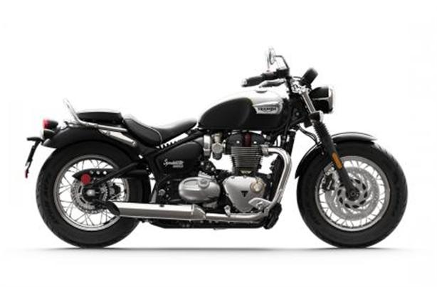 2020 Triumph Bonneville Speedmaster (Two-Tone)