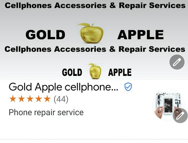 Special on All iPhones/Samsung screen replacement