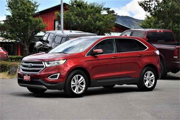 2017 Ford Edge SEL *AWD**LEATHER*