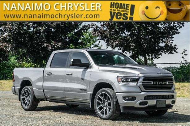 2019 Ram 1500 Sport One Owner No Accidents