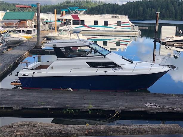24FT Campion Express Cruiser