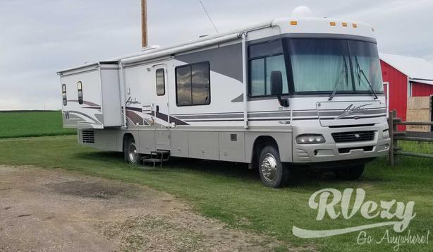 Adventure  (Rent  RVs, Motorhomes, Trailers & Camper vans)