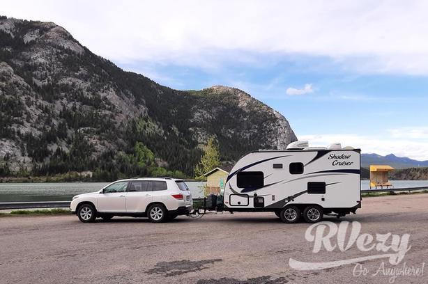 Shadow Cruiser 185FBR (Rent  RVs, Motorhomes, Trailers & Camper vans)