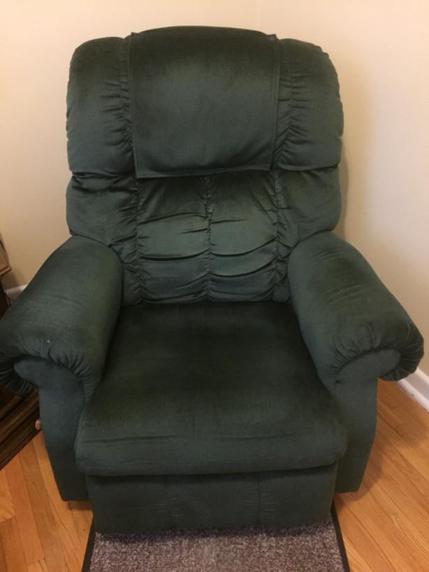 Recliner/rocker chair