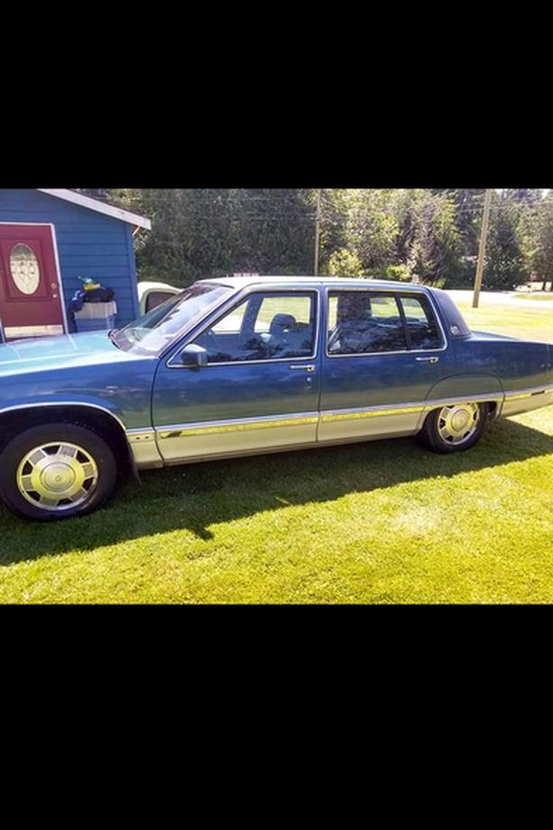 1993 Cadillac Sixty Special. Last of the Great Caddies