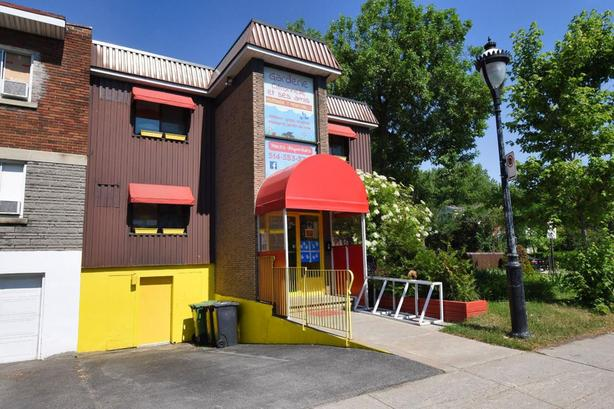 Superb daycare with its building for sale Montreal