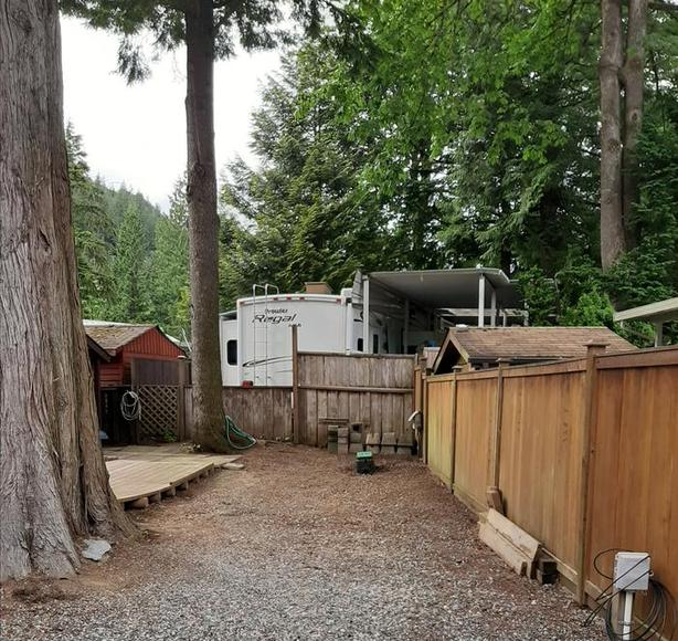 Harrison Holiday Park site 186