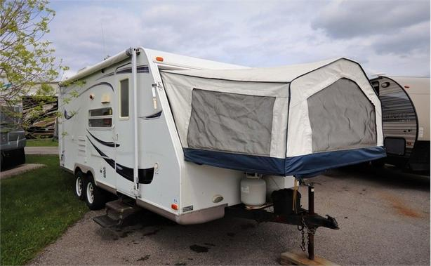 2005 Forest River ROCKWOOD ROO 21SS