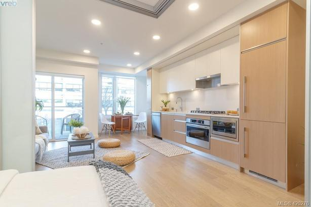BRAND NEW Condo in Victoria AND GST IS ALREADY PAID BY SELLER!