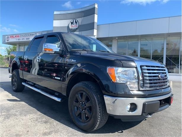 2012 Ford F-150 XLT XTR 4WD ECO-BOOST REMOTE START TOW PKG