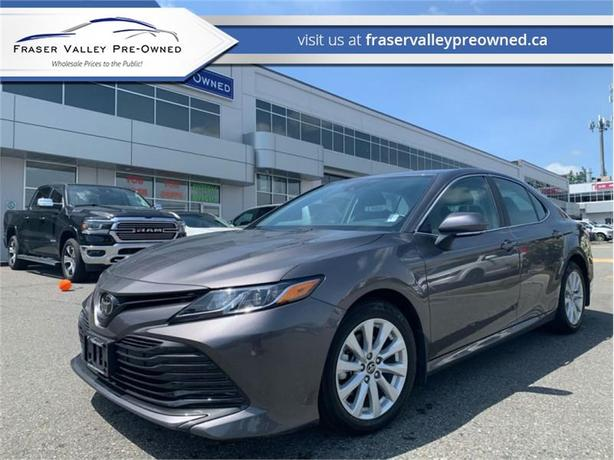 2019 Toyota Camry LE  - $176 B/W