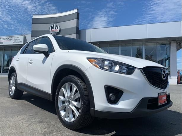 2015 Mazda CX-5 GT AWD LEATHER SUNROOF REAR CAMERA 99KM