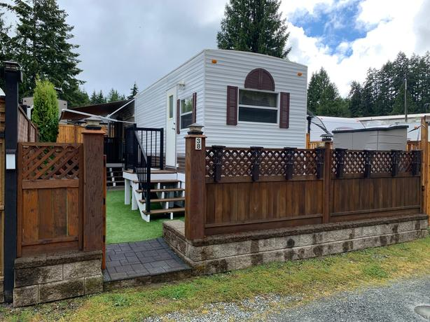 Cowxhan Lake RV Resort- Trailer/Lot For Sale
