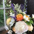 Beautiful fresh picked bouquets