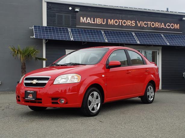 ** 2008 Chevrolet Aveo - Auto - 112Kms.
