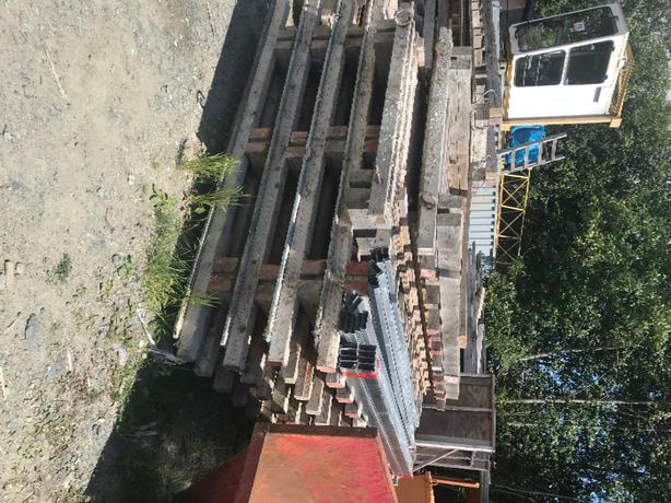old form work and construction material for sale