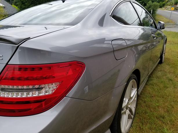 Mercedes C350 Coupe