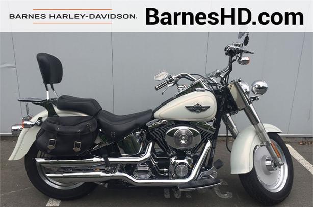 2003 Harley-Davidson® FLSTFI