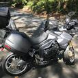 Triumph Tiger 1050 Low KM