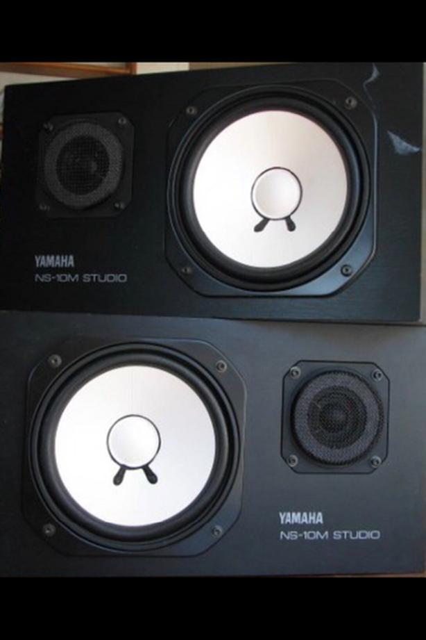 yamaha ns10m studio matching pair