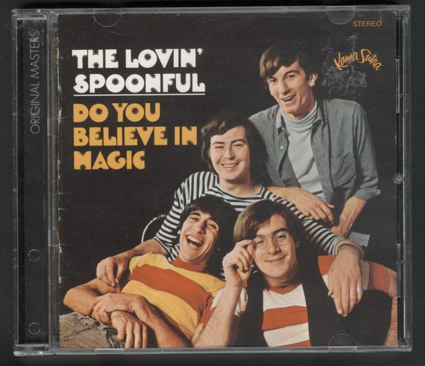 Classic Lovin' Spoonful CD Do You Believe In Magic? Expanded