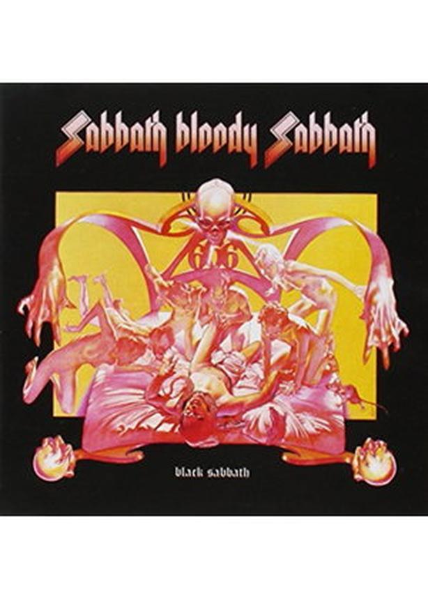Black Sabbath Sabbath Bloody Sabbath CD