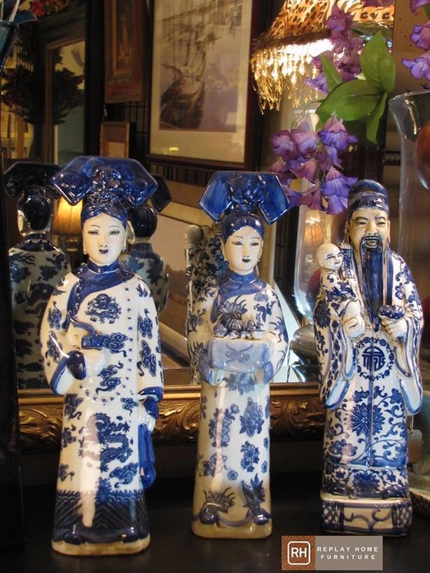 Chinese Figurines S/3