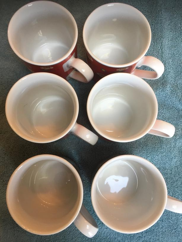 Villeroy & Boch Mugs set of 6