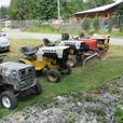 WANTED: looking for old garden tractor's