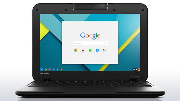 Lenovo Chromebook, Dual Core 1.6ghz, 4Gb, 16Gb SSD
